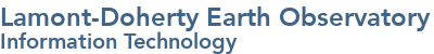 LDEO Information Technonology logo